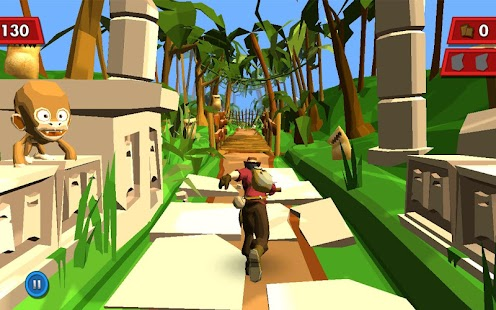 Pitfall! Krave - screenshot thumbnail
