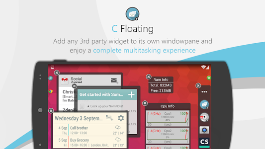 C Floating v1.1.10