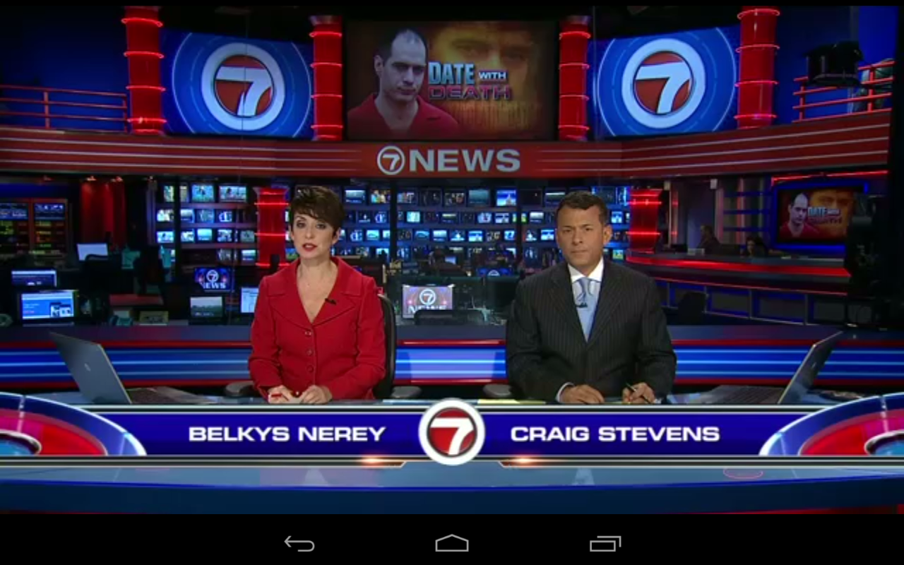 WSVN Live - screenshot