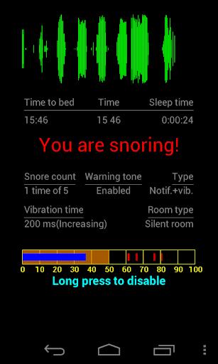 Stop snoring personalised FULL