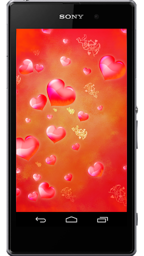 Live Wallpaper Magic Touch