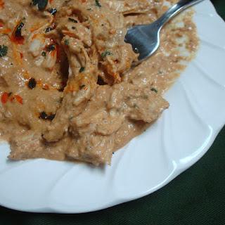 Chicken in Sage Walnut Sauce