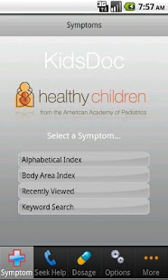 KidsDoc screenshot for Android