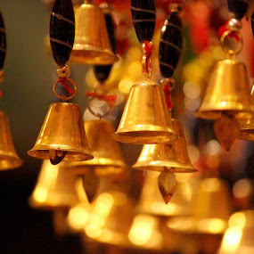 Hanging Bells  by Vaibhav Nahar - Artistic Objects Musical Instruments
