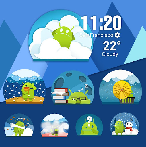 Daily Life With Weather Widget  screenshots 3
