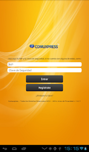 comuxpress screenshot 0