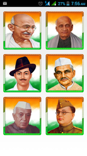 Indian freedom fighter apps on google play screenshot image altavistaventures Choice Image