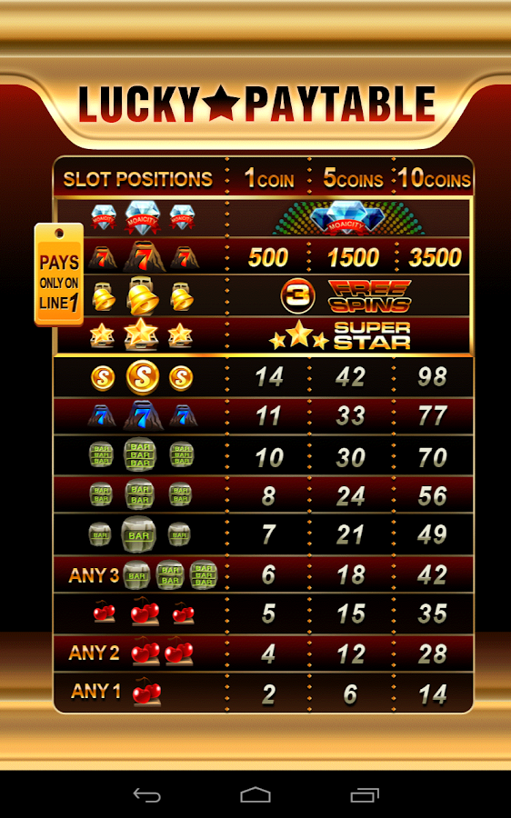 Moai Slots - screenshot