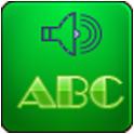 English alphabet for kids icon