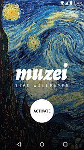 Muzei Live Wallpaper - screenshot thumbnail