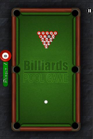 Free Billiards Pool Game- screenshot