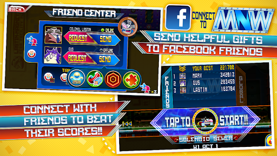 Major Magnet: Arcade Screenshot 4
