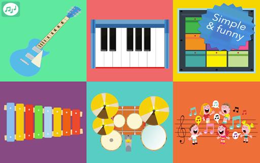 赤ちゃんのための楽器