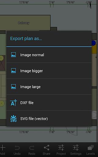Floor Plan Creator 3.3.3 screenshots 8