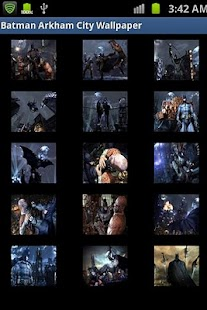 Batman Arkham city Wallpaper - screenshot thumbnail