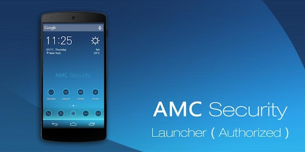 AMC Security Theme Authorized