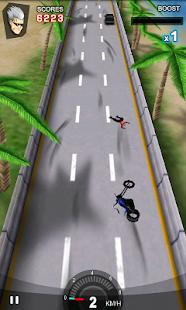 狂暴飚車|玩賽車遊戲App免費|玩APPs