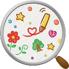 CRAYON SEARCH LWP PACK -free icon