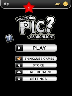 What's that Pic -Search Light