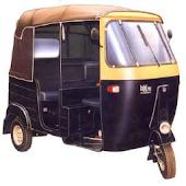 Mumbai Auto tariff card