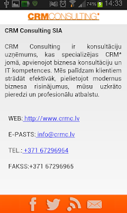 CRMConsulting - screenshot thumbnail