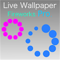 Live Wallpaper(Fireworks)Pro icon