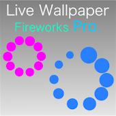 Live Wallpaper(Fireworks)Pro