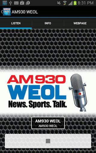 AM930 WEOL