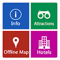 Milan Offline Guide icon