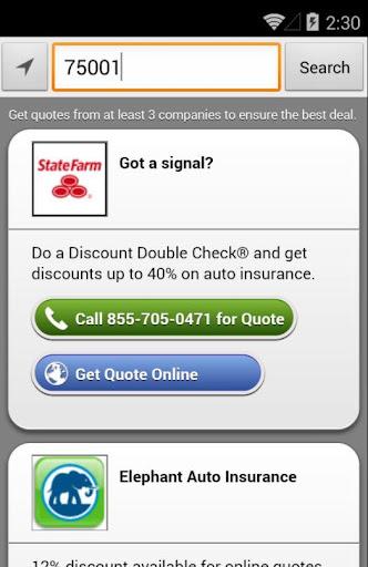 Cheap Car Insurance  screenshots 1