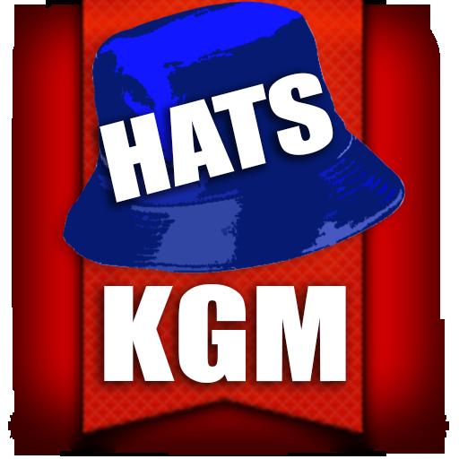 KGM Hats 購物 App LOGO-APP試玩