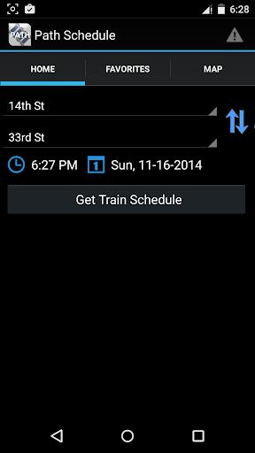 Path Train Schedule