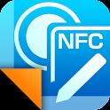KONICA MINOLTA NFC Tag Writer icon