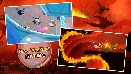 Rayman Fiesta Run screenshot 19