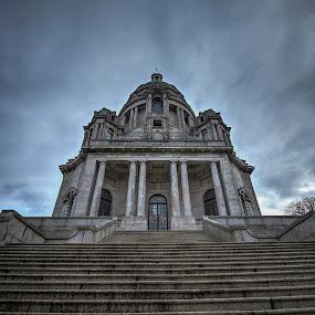 Ashton Memorial  by Simon Sweetman - Buildings & Architecture Public & Historical