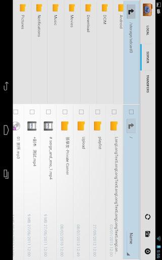 FTP Player (client) 2.0.0 screenshots 13