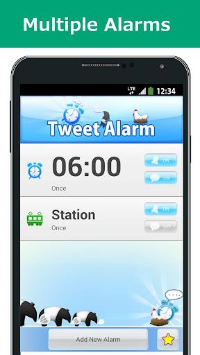 Tweet Alarm (Free Alarm Clock) 1.0.7 Windows u7528 2