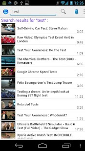 Comado Video Player- screenshot thumbnail