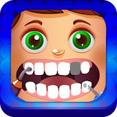 Teenage Boys Dentist Game