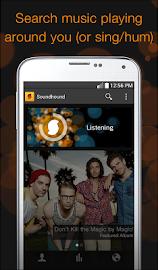SoundHound Screenshot 1