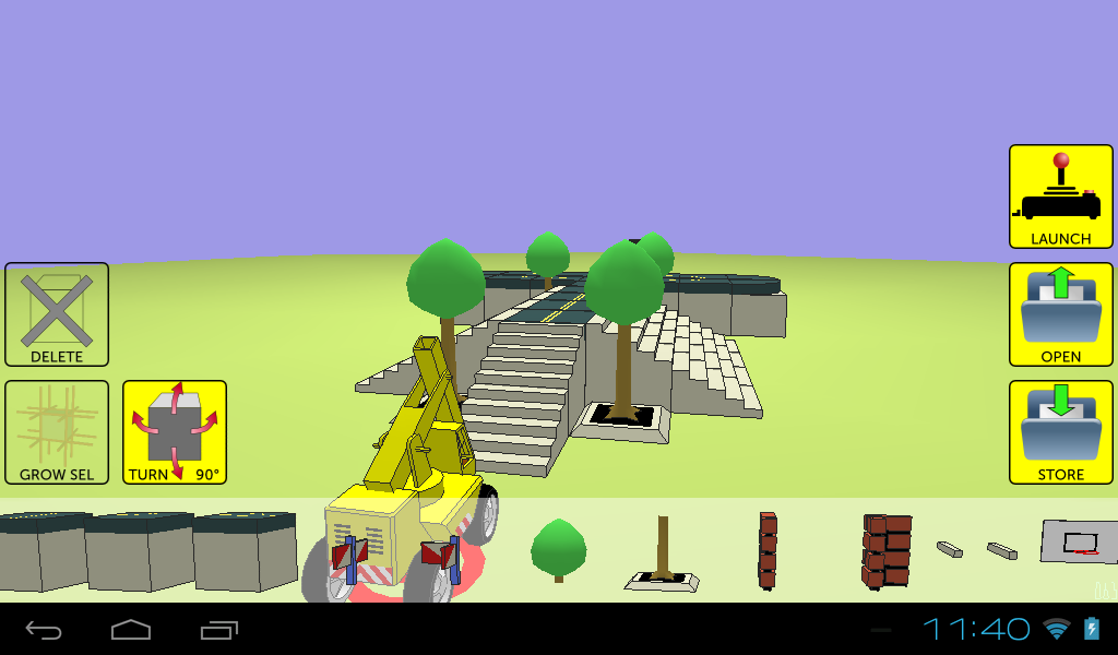 Little Crane World Editor Android Apps On Google Play