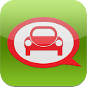 Text'nDrive Drive Safely w SMS logo
