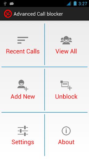 Advanced Call blocker