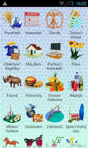 PixWord German for Czech