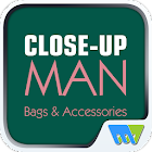 Close-Up Man Bag & Accessories icon