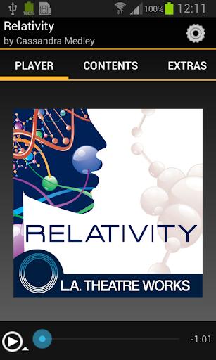 Relativity Cassandra Medley