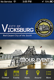 City of Vicksburg- screenshot thumbnail
