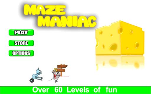 Maze Maniac