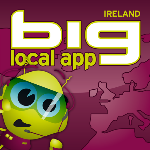 旅遊必備App|Big Local App Ireland LOGO-綠色工廠好玩App