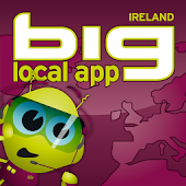 Big Local App Ireland